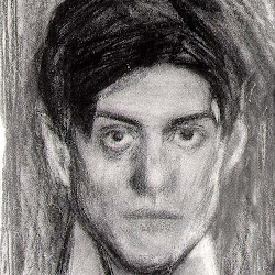 Picasso, Self portrait - sketch.jpg