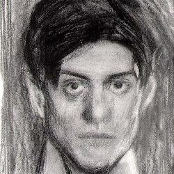 Picasso, Self portrait - sketch.jpg