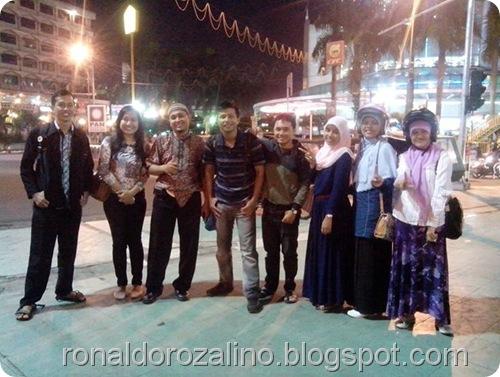 Bersama Alumni SMAN Pintar di Medan 2013