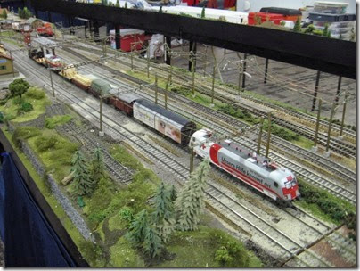 IMG_5557 SwissRail HO-Scale Layout at the WGH Show in Portland, OR on February 18, 2007