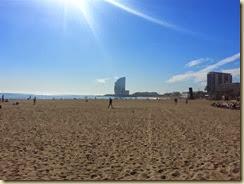 20131112_Barcelona Beach (Small)