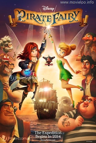 The Pirate Fairy (2014) 720p BluRay