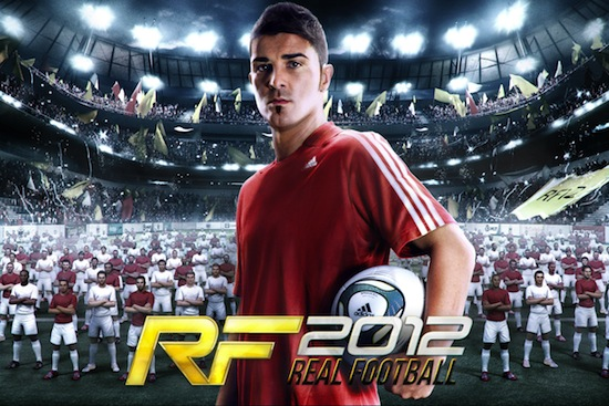 ANDROID FULL: Real football 2012 MODIFICADO