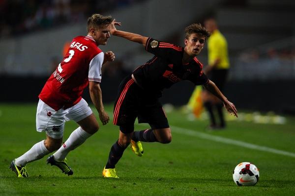 AZ+Alkmaar+v+Ajax+Amsterdam+Johan+Cruyff+Shield+onuYav107cbx