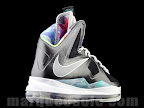 nike lebron 10 gr prism 1 07 Release Reminder: Nike LeBron X Prism and its Gallery