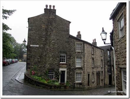 The old mill town of Lancaster.