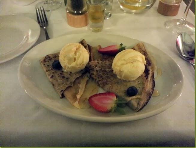 Rasputin Russian dessert pancakes