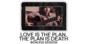 James Blackshaw - Love is the Plan, the Plan is Death