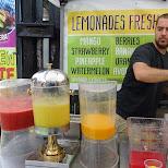 shakes at Kensington Market in Toronto, Ontario, Canada