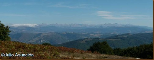 Panorámica desde el monte Corona