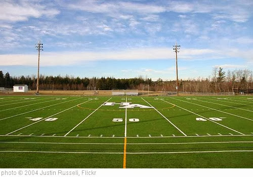 'Football field' photo (c) 2004, Justin Russell - license: http://creativecommons.org/licenses/by/2.0/