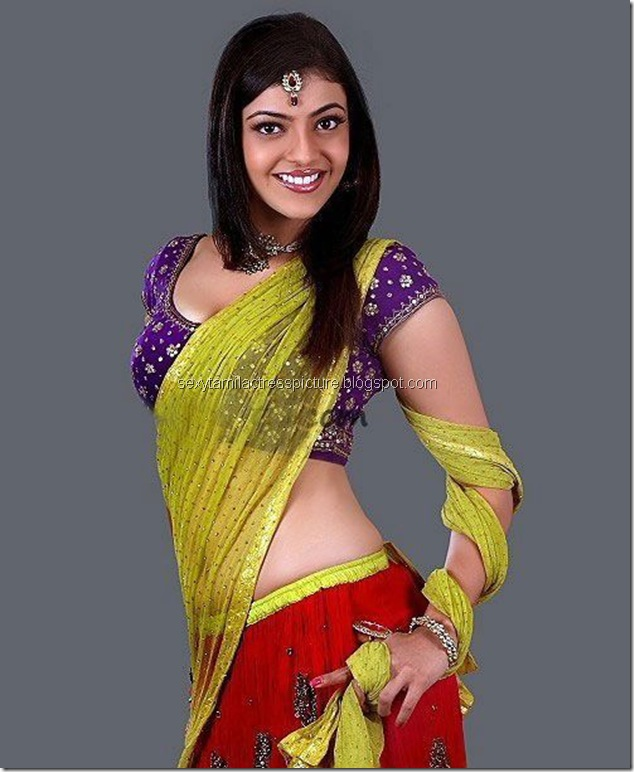 Kajal_Agarwal_Hot_Navel_stills_03