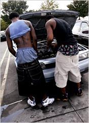 prison pants