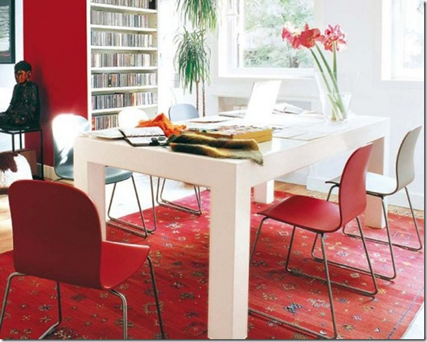 case e interni - uso del rosso - red - interior-design (6)