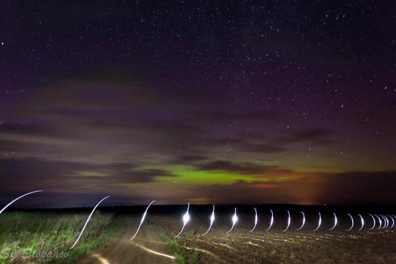 aurora-Washington