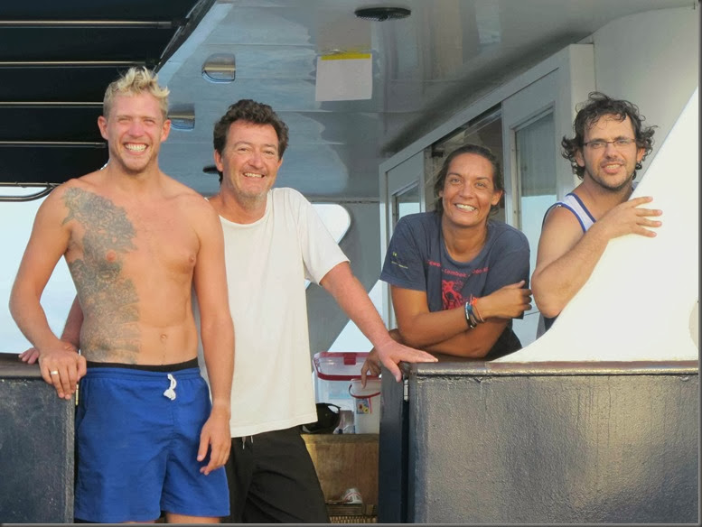 Sea Sanctuaries crew - SMALL