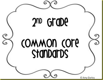 2nd Grade CCGPS