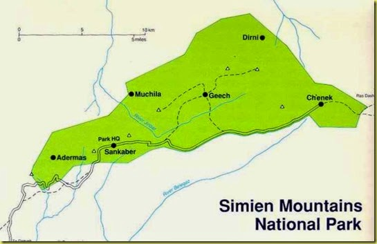 Simien_mountains_nat_park_map