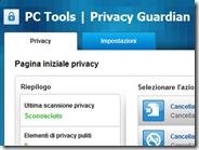 Cancellare le tracce di utilizzo del PC e di internet con Privacy Guardian in promozione gratis