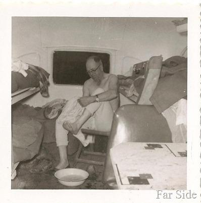 Hunting Bus Inside Sam Worley