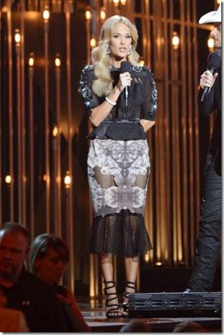 Carrie Underwood CMA Alpana Neeraj 2