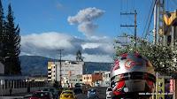 Vulkanausbruch bei Riobamba