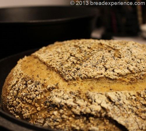 Baker's Formulas: Semolina Bread   King Arthur Flour