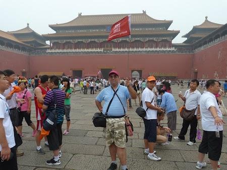 Gratis in Beijing: Intrarea in Palatul Interzis