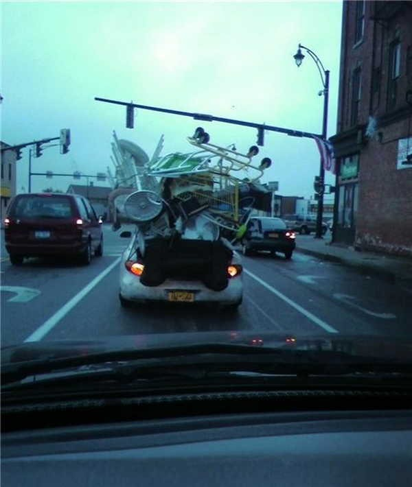 Eu acho que você esta usando o veículo errado 2