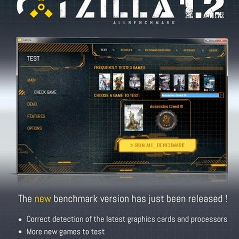 Catzilla version 1.2 is out