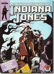 P00025 - Indiana Jones nº25 .howtoarsenio.blogspot.com