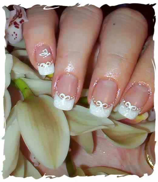 Wedding Nails Designs 14 Nail Designs For Wedding