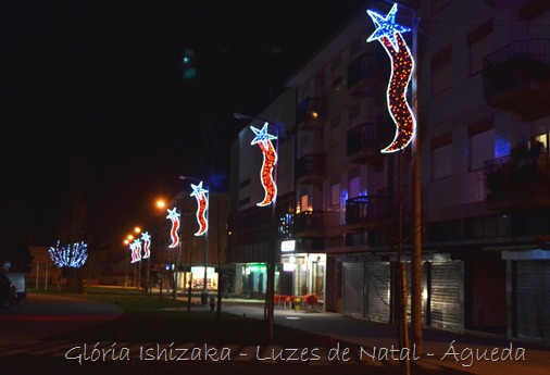 Glória Ishizaka - Luzes de  Natal - Águeda 32