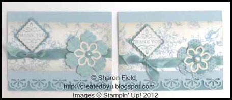 Sharon Field simply sent baja breeze duo cards for class