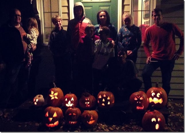 pumpkincarvingparty