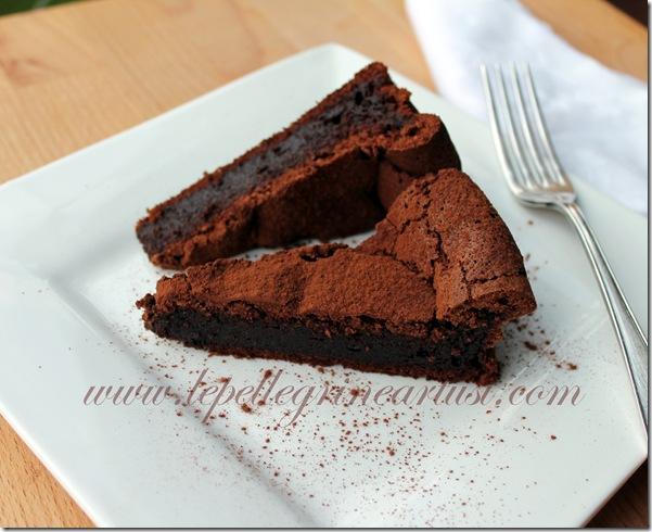 torta al cioccolato piccantina