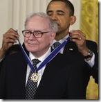Obama Buffett
