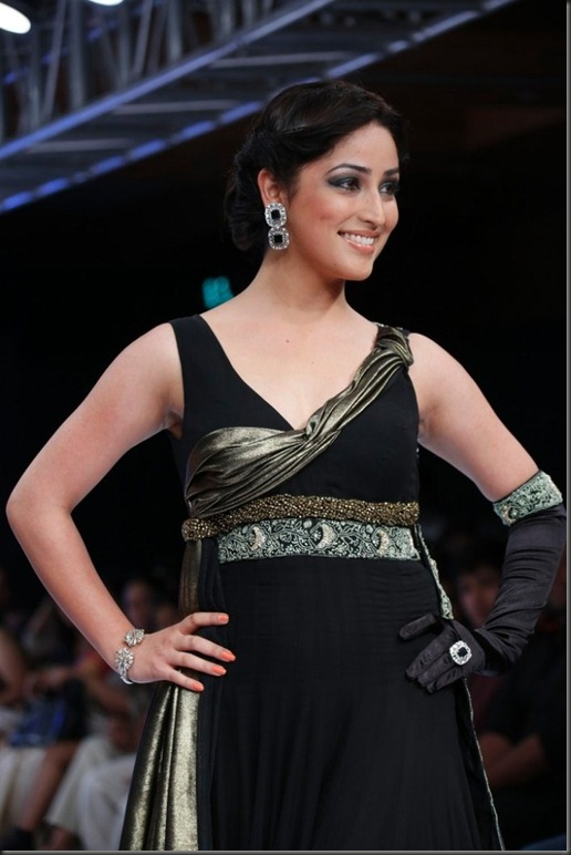 Yami Gautam at BPH International Fashion Week 2012 (Day 4) Stills