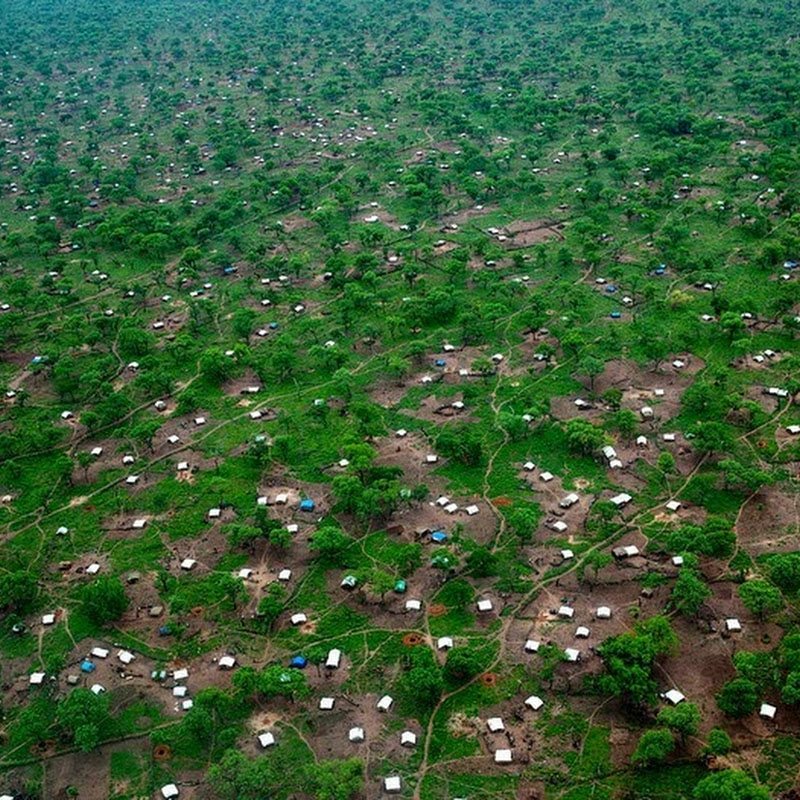 Yida Refugee Camp in South Sudan