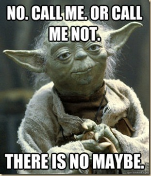 yoda call me maybe