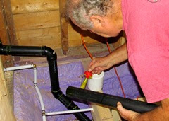 1408004 Aug 01 Missed One Pipe To Glue