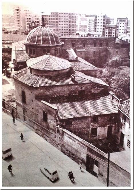 Convento de la Zaidia principio de los 60