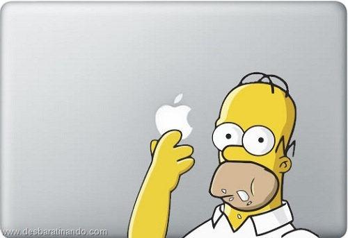 adesivos apple mac criativos  (13)