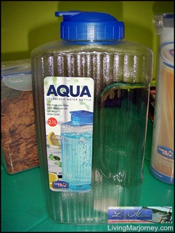 Lock & Lock AQUA Water Container