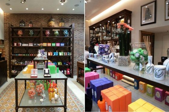 loja granado shopping crystal