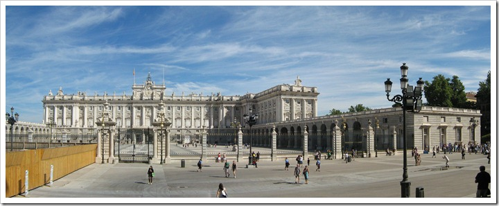 MAdrid_Palacio Real