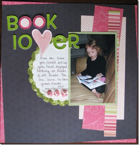 13 Book Lover