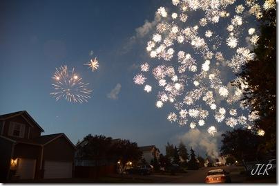 FireworksOverHouses