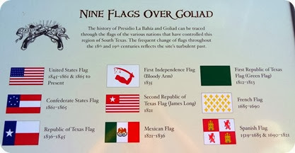 nine flags