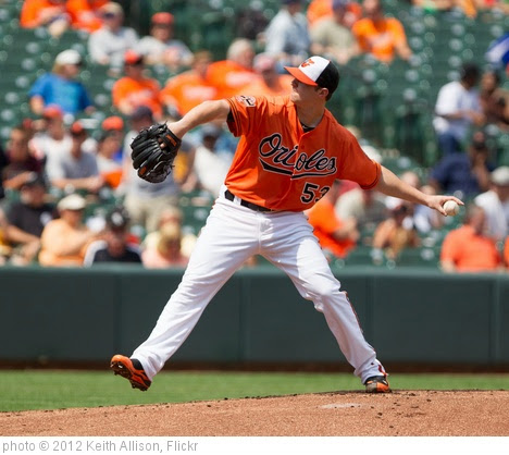 'Zach Britton' photo (c) 2012, Keith Allison - license: https://creativecommons.org/licenses/by-sa/2.0/